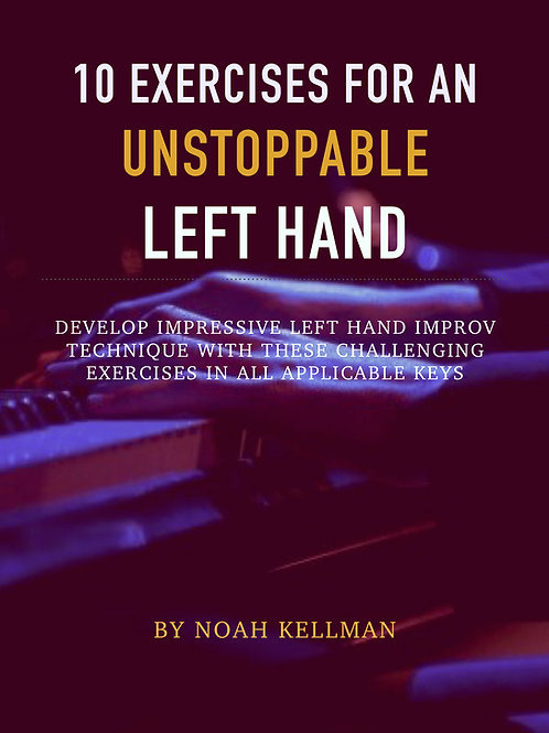 10 Exercises For An Unstoppable Left Hand
