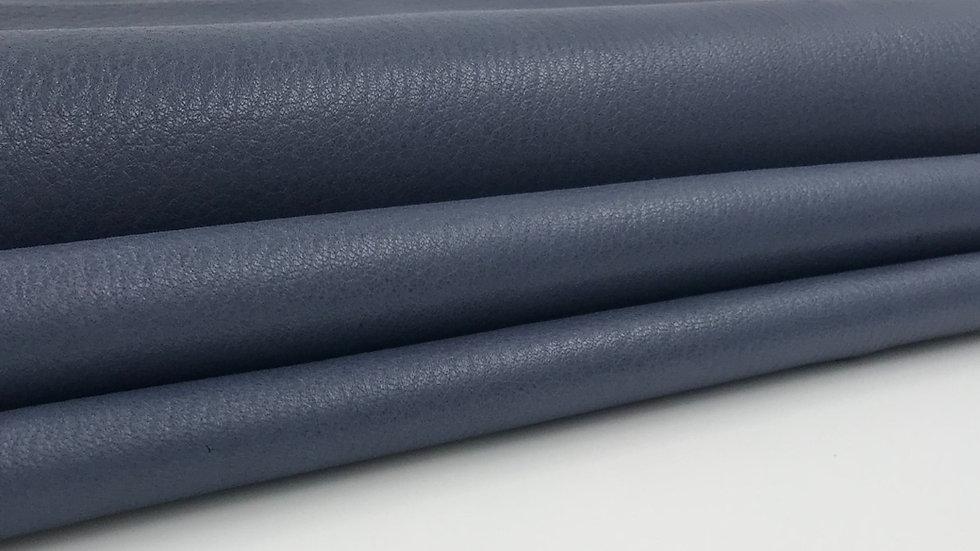 New Zealand Deer Leather - Steel