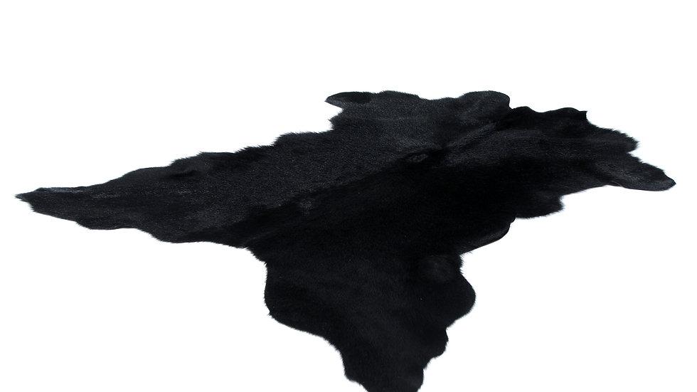 VIZELLO Silken Baby Calf hide - Black