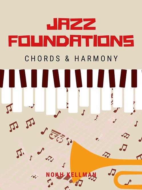 Jazz Foundations: Chords & Harmony (PDF & Video Mini-Course)