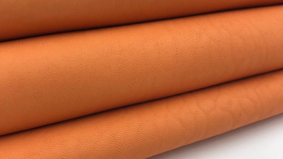 Merino Leather - Mandarin