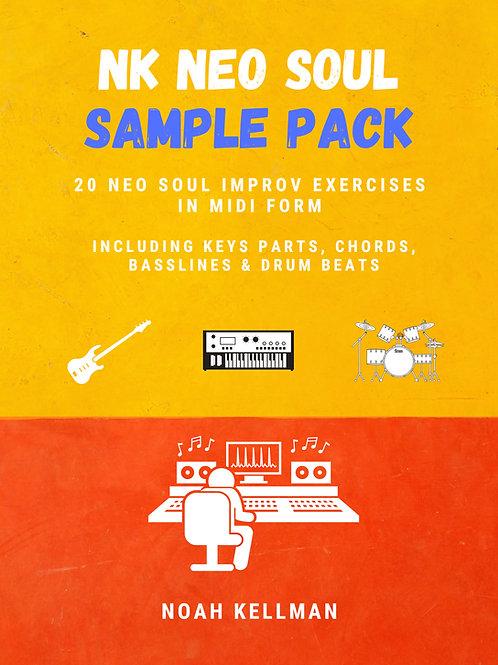 NK Neo Soul Sample Pack