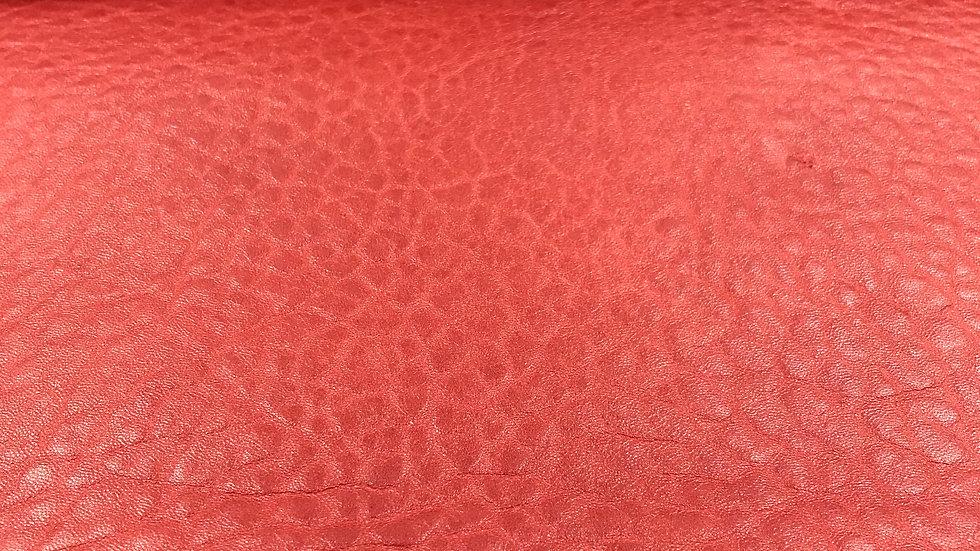 Merino Leather - Burnt Brick