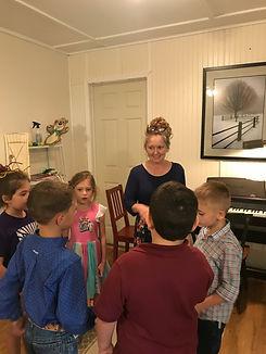 Rachel Johnson Piano Teacher Diane Engle Piano Studio