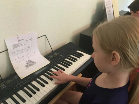 PIANO SUMMER CAMP