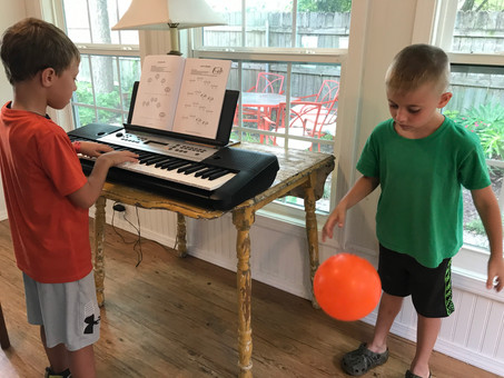 PIANO CAMPS WERE FUN!