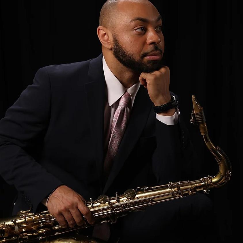 Live Music: B. Courtland Saxophone 7-10pm