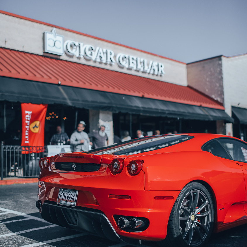 Cars and Cigars Car Show + Jazz Brunch