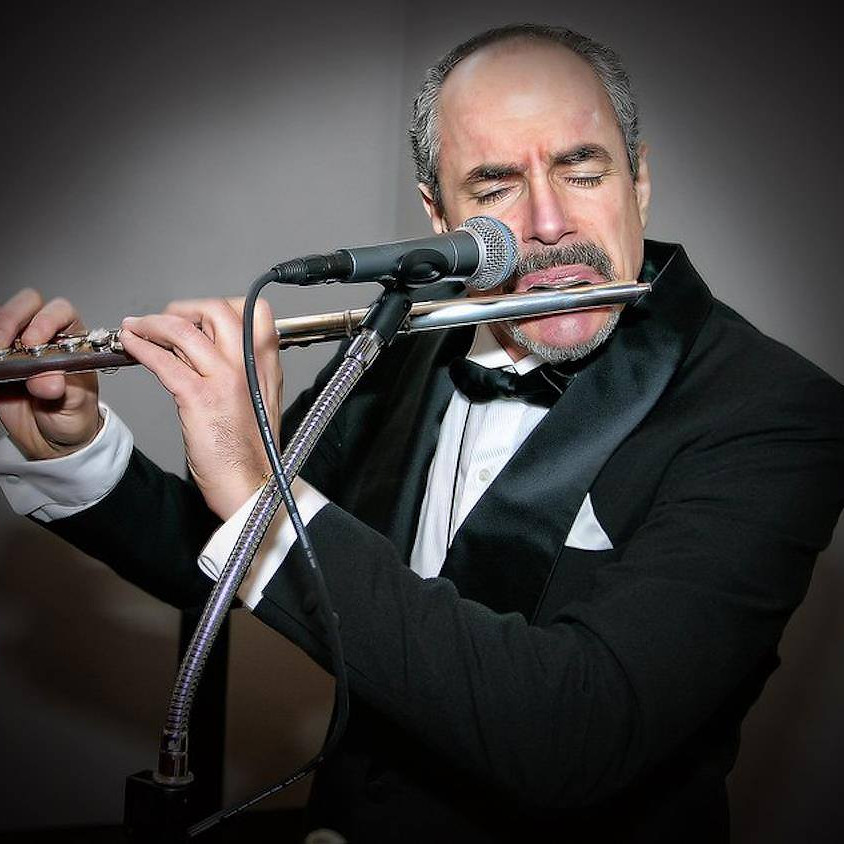 Live Music: Steven Charles on Saxophone w/ Guitarist 7-10pm