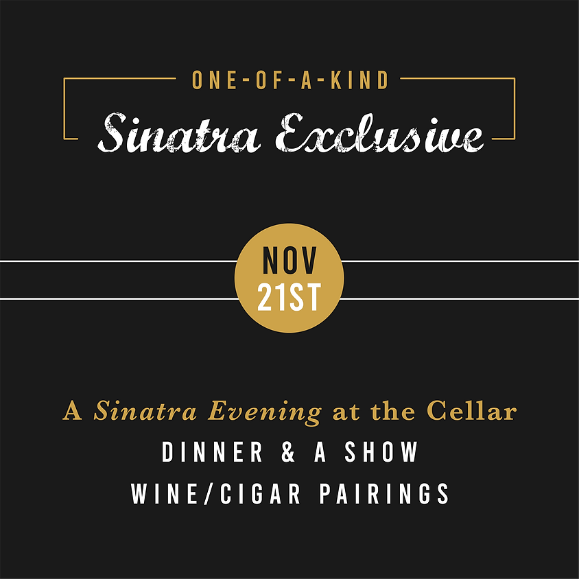 Cigars with the Stars: A Sinatra Evening