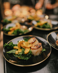 Full Course Dining Events