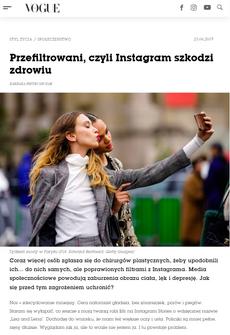 Przefiltrowani / VOGUE.PL