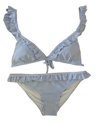 Bikini a rayas