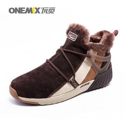 Bota de Invierno Onemix Khaki UNISEX
