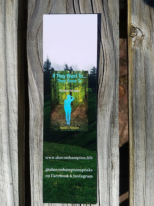 Book Cover Bookmark