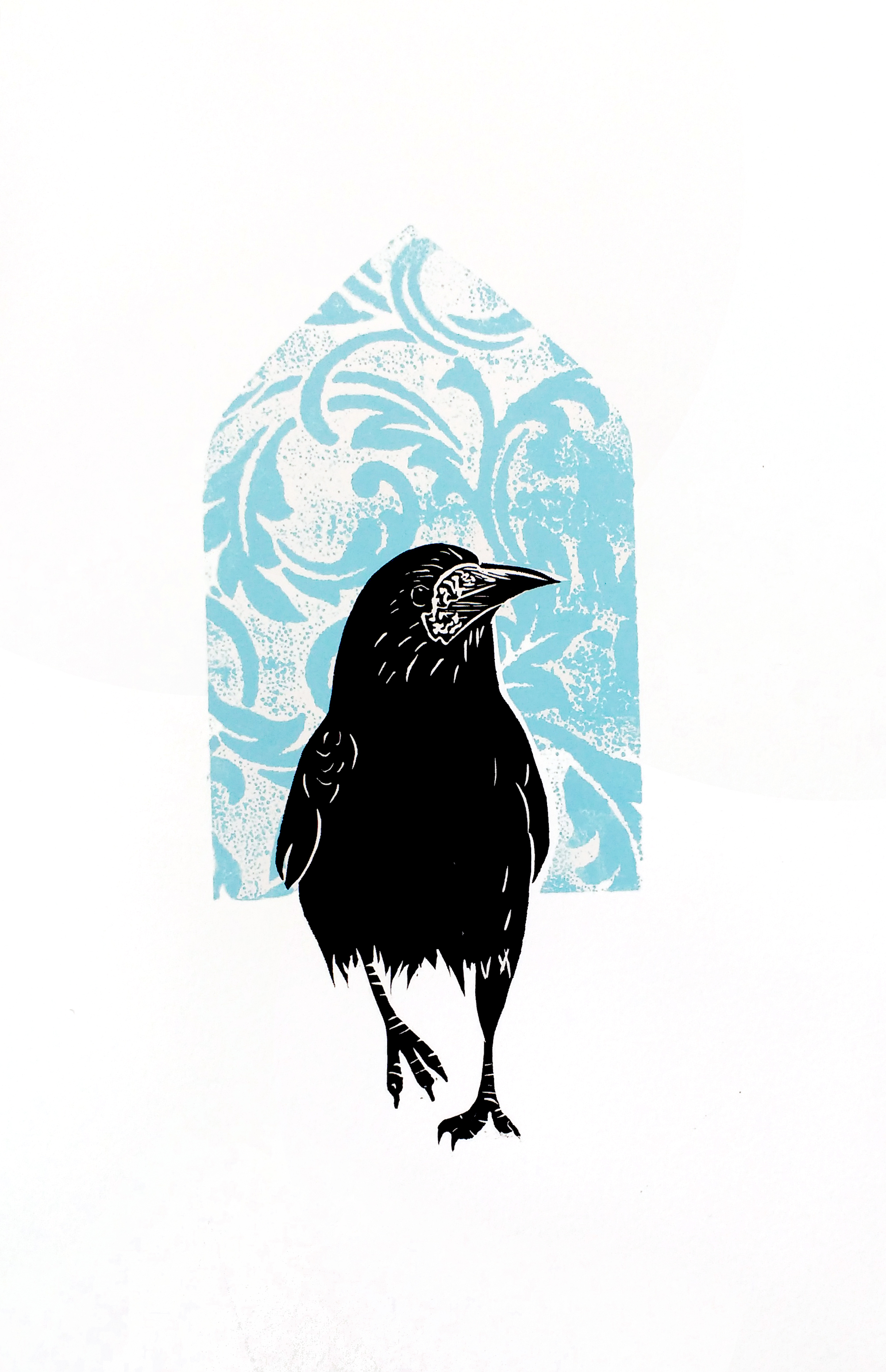 rook and the window