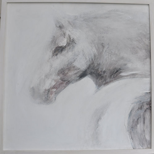 SOLD - Mist Horse