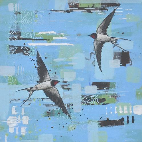 Swallows Dip & Turn
