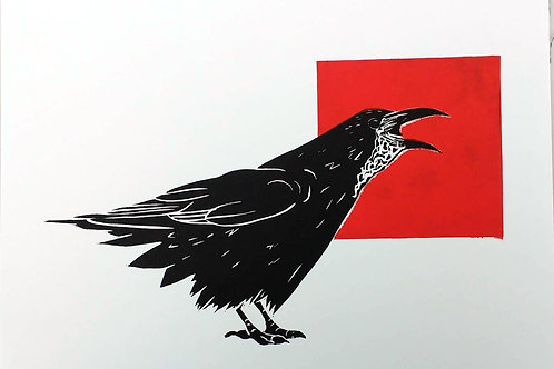Rook calling with Red Square