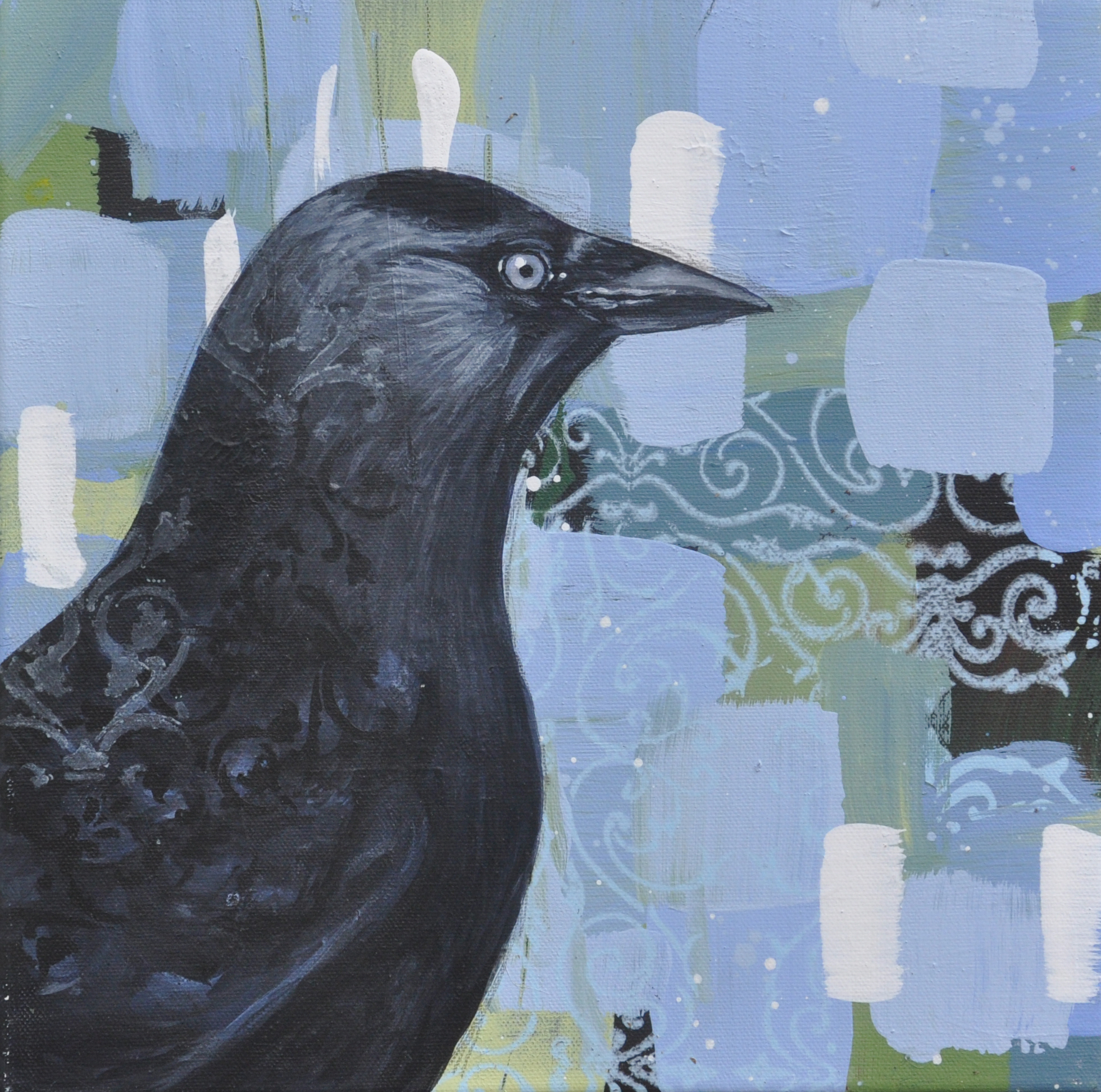 Trice Happy Bird - Jackdaw