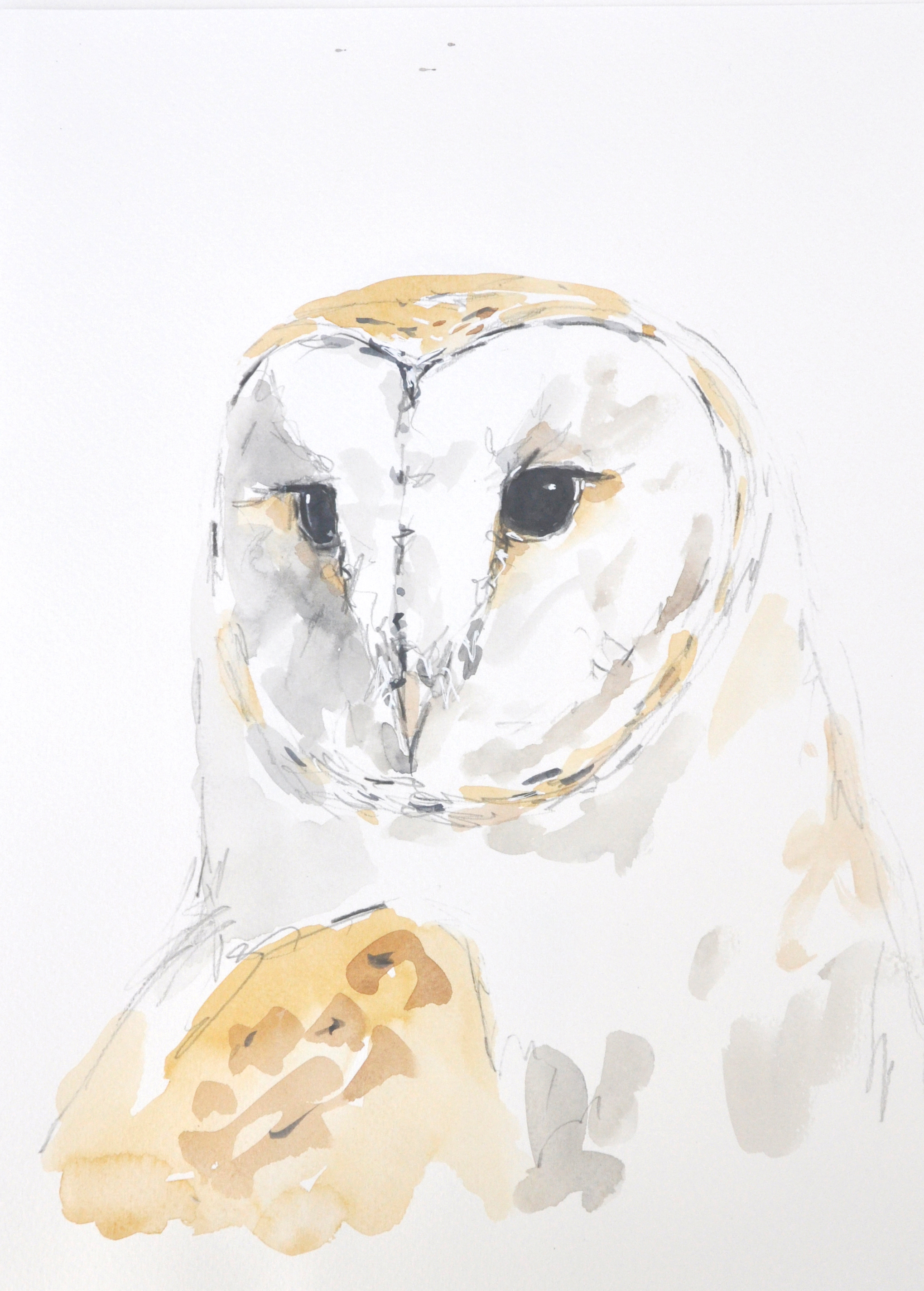Wildbird Watercolour Painting (15)