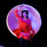 Valentina's Galaxy is a 2018 production for 2-5 year olds by Frozen Charlotte.