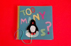 Too Many Penguins? Book Cover
