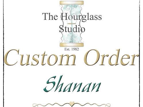 Shanan's  Personal Custom Listing