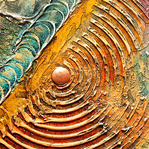 Inbound Abstract Art