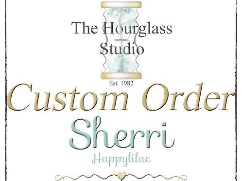 Personal Custom Listing for Sherri