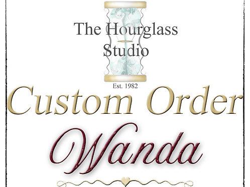 Wanda Personal Custom Listing