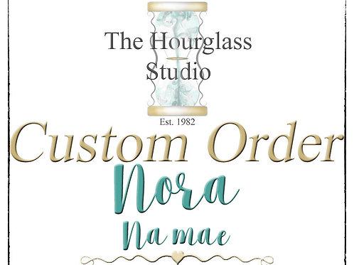 Nora Personal Custom Listing