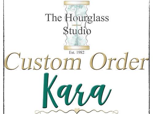 Kara Personal Custom Listing- Abrykabar Spoon