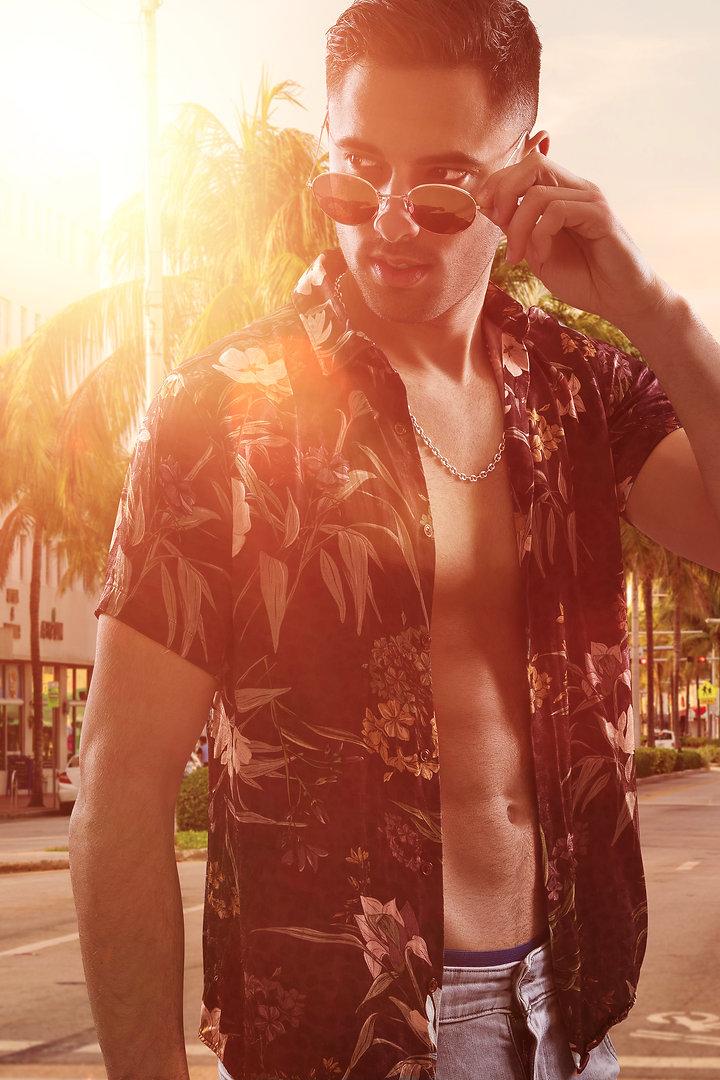 Sam in Miami