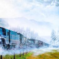 Te Winter Train 2/2