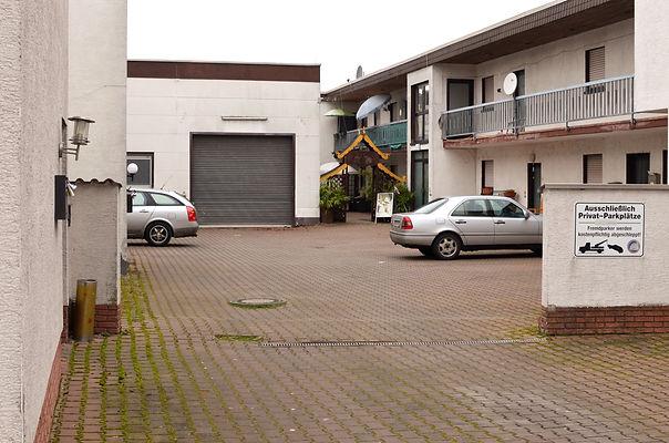 Parkplatz von Oy Thaimassage Friedberg