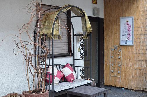 Eingangsbereich von Oy Thaimassage Friedberg
