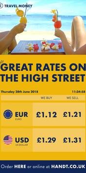 Exchange Rates Poster 2