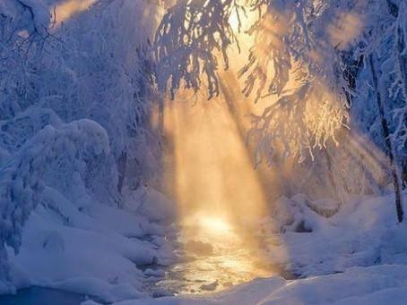 A Winter Meditation