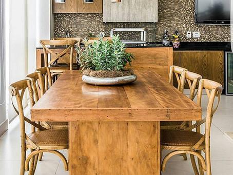 Salas de Jantar: Como escolher a mesa ideal