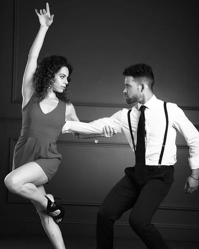 Dancer  #coreographer #dancefloor #salsa
