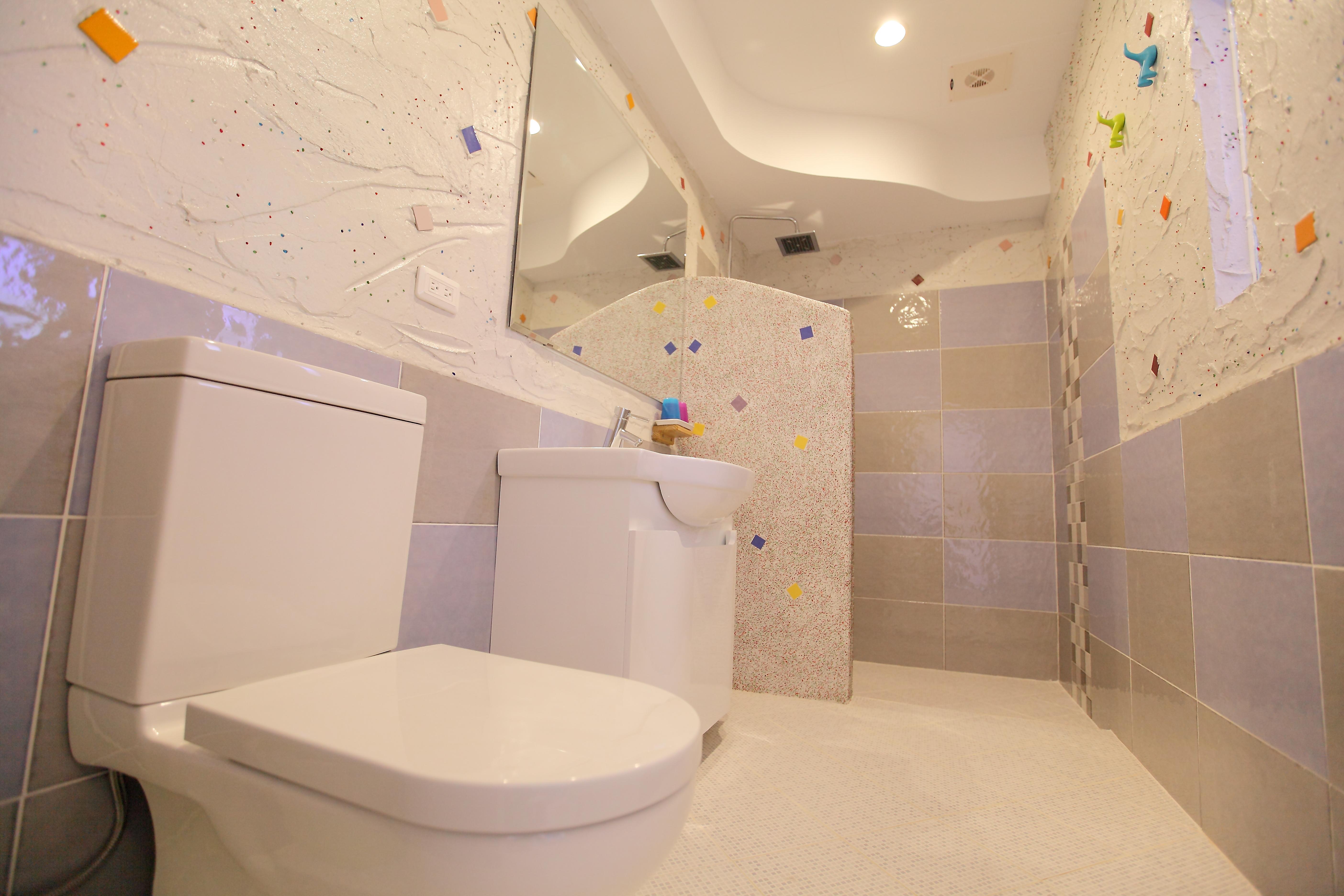 巨星四人房衛浴