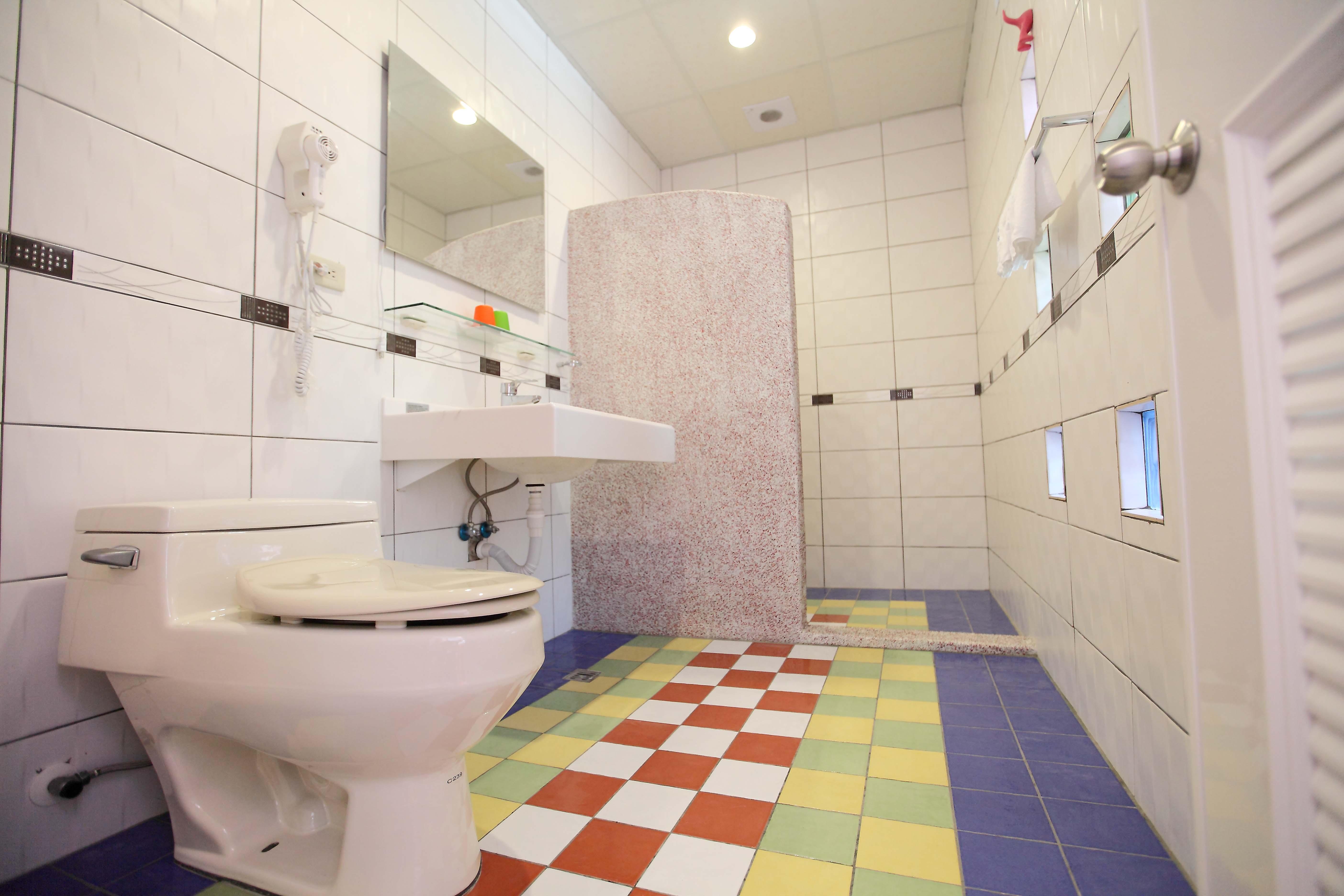 可樂衛浴間