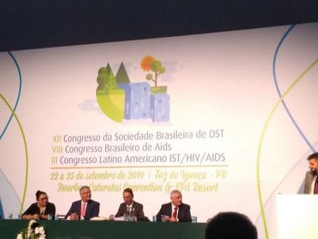 Ação Social Arquidiocesana participa do Congresso de IST/DST/AIDS 2019, em Foz do Iguaçu/PR