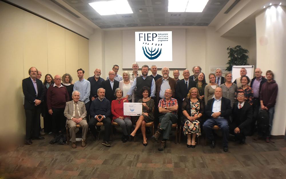 Prima Seduta del Board di FIEP Italia