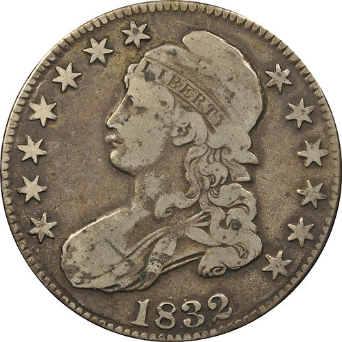 1832 3-B counterfeit CBH
