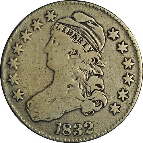 1832 5-E CBH Counterfeit, VG/F