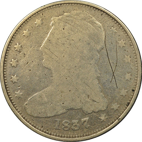 1837 4-D counterfeit CBH