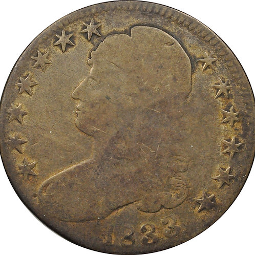 1833 5-E counterfeit CBH