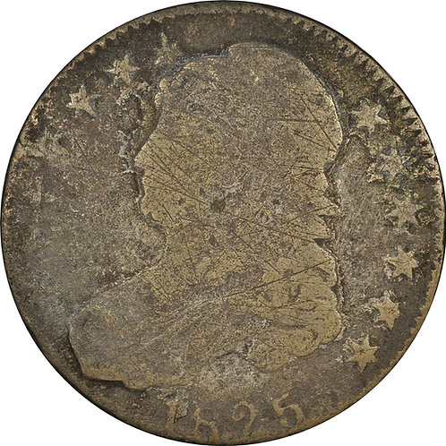 1825 2-B counterfeit CBH